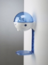 G1 Spender (weiss/blau) + G1 Auffangschale NewLook (blau)
