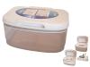 SpenderBOX (weiss, leer) für Handdesinfektionstücher
